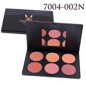 Blush Miss Rôse 06 cores.