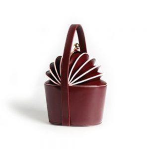 Bolsa feminina de couro Ella-Coral-Shangrila