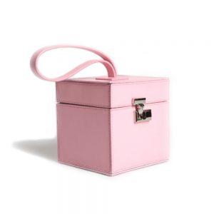 Bolsa de couro feminina Ella-Light-Cassino
