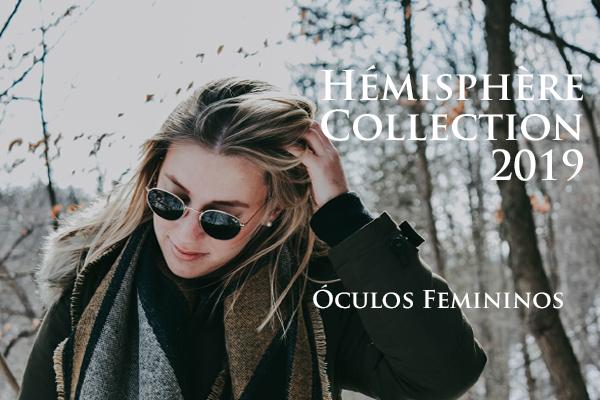 Óculos Hémisphère feminino 2019