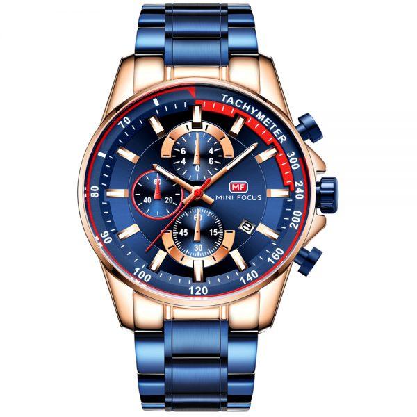 Relógio masculino Mini Focus 218G
