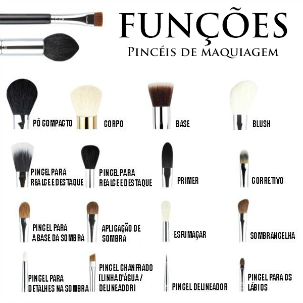 PINCEL DE MAQUIAGEM