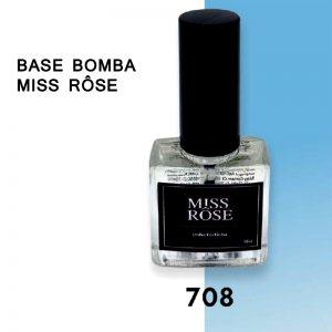 BASE BOMBA - 708 -MISS RÔSE
