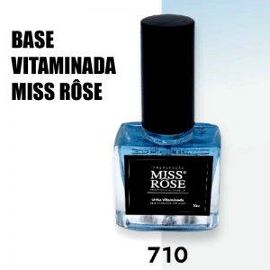 BASE VITAMINADA MISS RÔSE- 710
