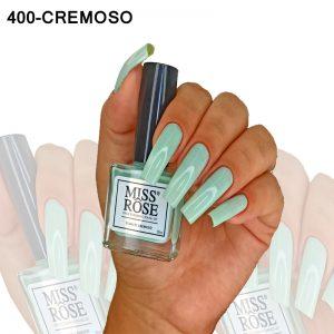 ESMALTE MISS ROSE 400-CREMOSO SPRINGER